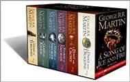 Song of Ice and Fire Box Set