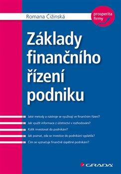 Obálka titulu Základy finančního řízení podniku