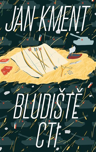 Bludiště cti - Jan Kment | Booksquad.ink
