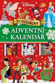 Obálka titulu Disney Pohádkový adventní kalendář