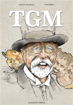 Obálka titulu TGM
