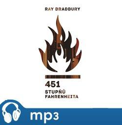 Obálka titulu 451 stupňů Fahrenheita