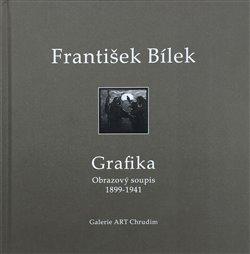 Obálka titulu František Bílek - grafika