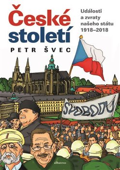Obálka titulu České století