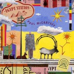 Obálka titulu Egypt Station
