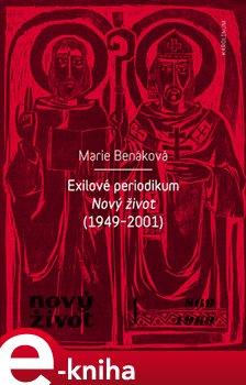 Obálka titulu Exilové periodikum