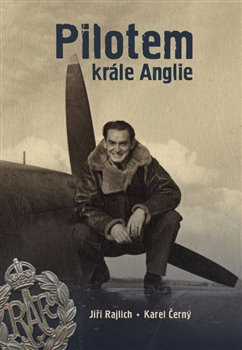 Obálka titulu Pilotem krále Anglie