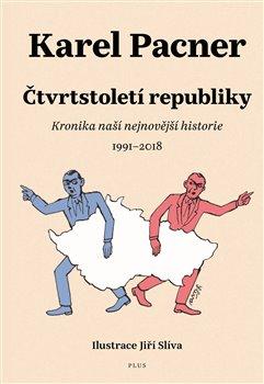 Obálka titulu Čtvrtstoletí republiky