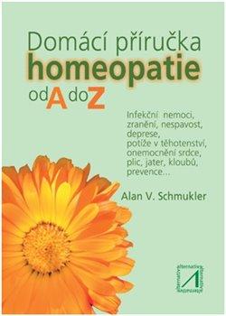 Obálka titulu Domácí příručka homeopatie od A do Z