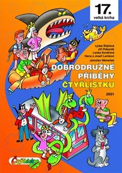 Obálka titulu Dobrodružné příběhy Čtyřlístku