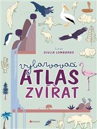 Vybarvovací atlas zvířat