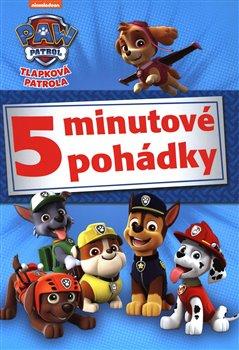 Obálka titulu Tlapková patrola - 5minutové pohádky