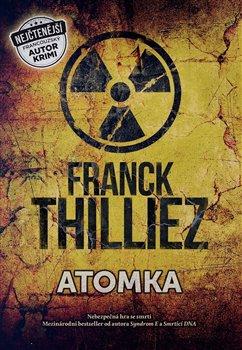 Obálka titulu Atomka