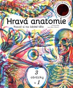 Obálka titulu Hravá anatomie