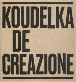 Obálka titulu Koudelka. De-creazione