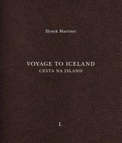 Obálka titulu Cesta na Island/Voyage to Iceland