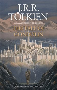 Obálka titulu The Fall of Gondolin