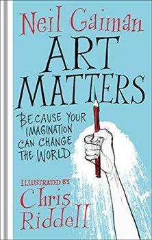 Obálka titulu Art Matters