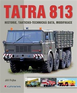 Obálka titulu Tatra 813