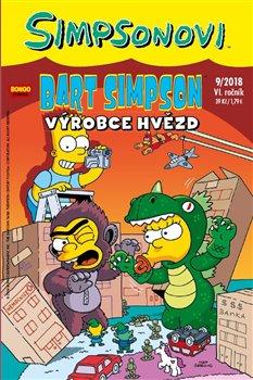 Obálka titulu Bart Simpson 9/2018: Výrobce hvězd