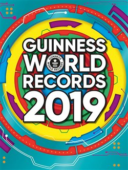 Obálka titulu Guinness World Records 2019