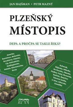 Obálka titulu Plzeňský místopis