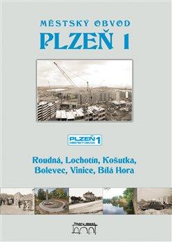 Obálka titulu Městský obvod Plzeň 1