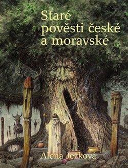Obálka titulu Staré pověsti české a moravské