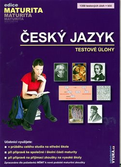 Obálka titulu Český jazyk - testové úlohy