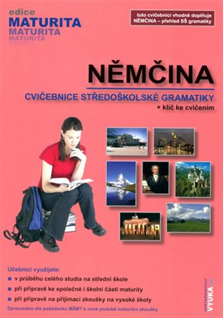 Němčina – Cvičebnice středoškolské gramatiky - Jarmila Dubová | Booksquad.ink
