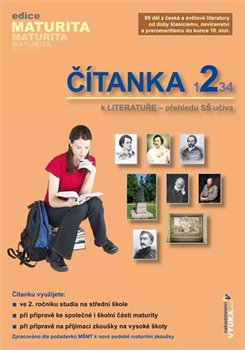 Obálka titulu Čítanka k literatuře 2 - přehledu SŠ učiva