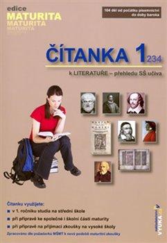 Obálka titulu Čítanka k literatuře 1 - přehledu SŠ učiva