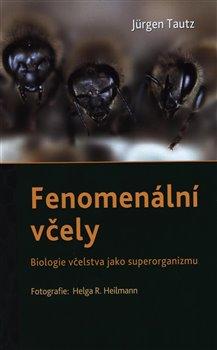 Obálka titulu Fenomenální včely