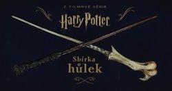 Obálka titulu Harry Potter - Sbírka hůlek