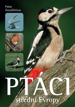 Obálka titulu Ptáci střední Evropy