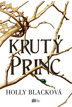 Obálka titulu Krutý princ