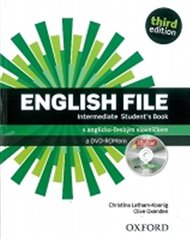 English File Third Edition Intermediate Student´s Book with iTutor DVD-ROM CZ