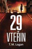 Obálka knihy 29 vteřin