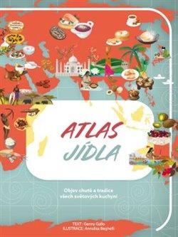 Obálka titulu Atlas jídla