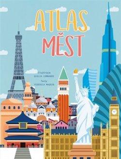 Obálka titulu Atlas měst