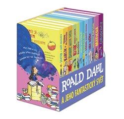 Obálka titulu Roald Dahl a jeho fantastický svět