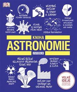 Obálka titulu Kniha astronomie