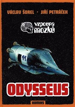 Obálka titulu Vzpoura mozků 3: Odysseus komiks