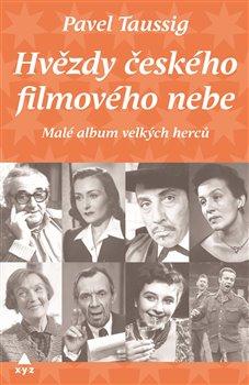 Obálka titulu Hvězdy českého filmového nebe