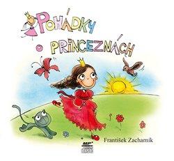 Pohádky o princeznách, CD - František Zacharník