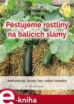 Pěstujeme rostliny na balících slámy. Jednoduše, levně, bez velké námahy - Benjamin Busche e-kniha