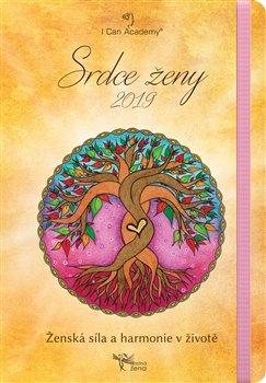 Srdce ženy 2019. Ženská síla a harmonie v životě - kolektiv autorů