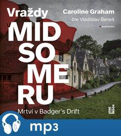 Levně Mrtví v Badger´s Drift, mp3 - Caroline Grahamová