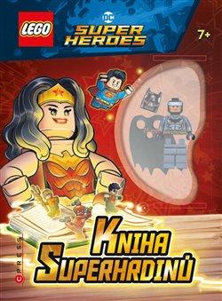 Obálka titulu Lego DC Super Heroes: Kniha superhrdinů