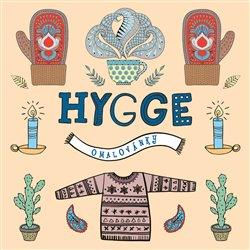 Obálka titulu Hygge omalovánky